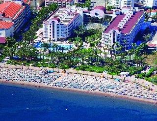 Aqua Hotel in Marmaris, Turkey