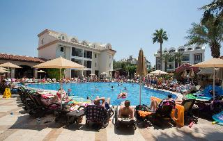 Club Anastasia Apart in Marmaris, Turkey