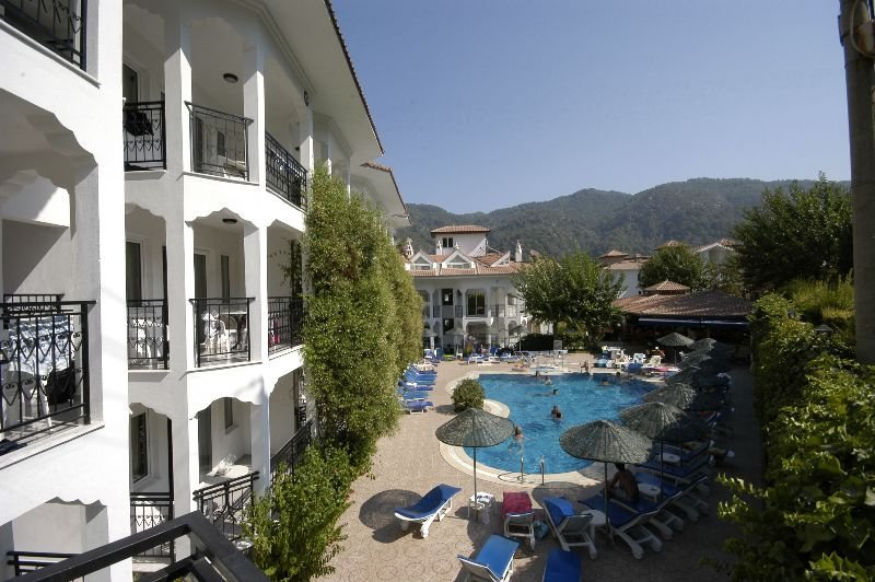 Kurt Apartments in Marmaris, Turkey