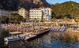 Marbas Hotel in Marmaris, Turkey