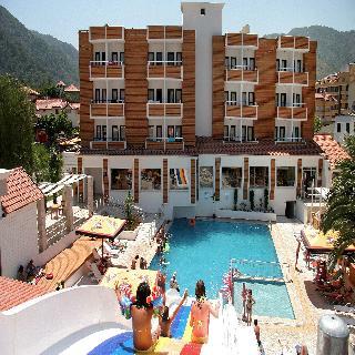 Club Munamar Resort (Formerly Oylum Prestige) in Marmaris, Turkey