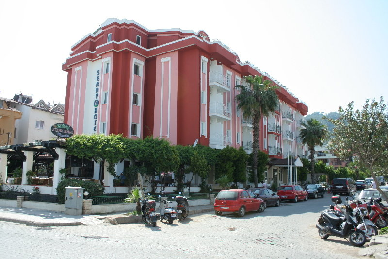 Seray Center Hotel in Marmaris, Turkey