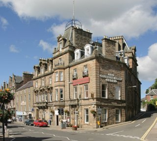 Drummond Arms Hotel
