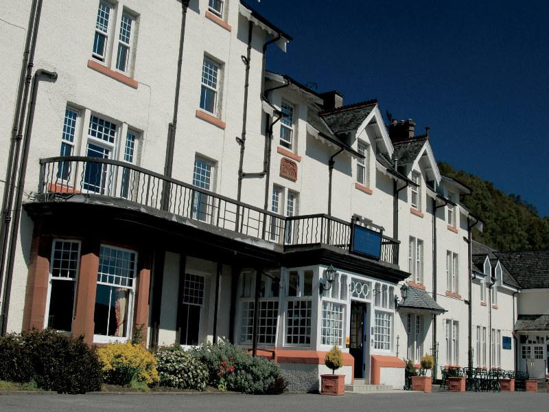 Hoteles en kinloch rannoch viajes olympia madrid for Hoteles especiales madrid