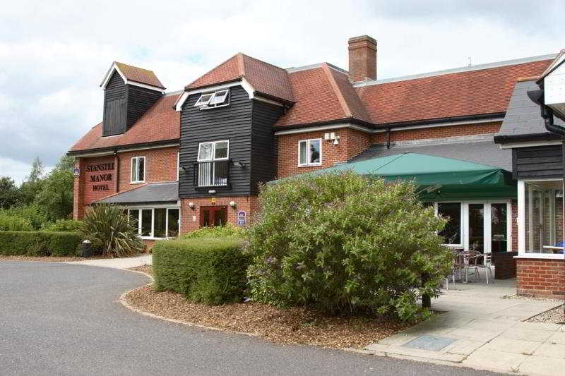 Best Western Stansted Manor