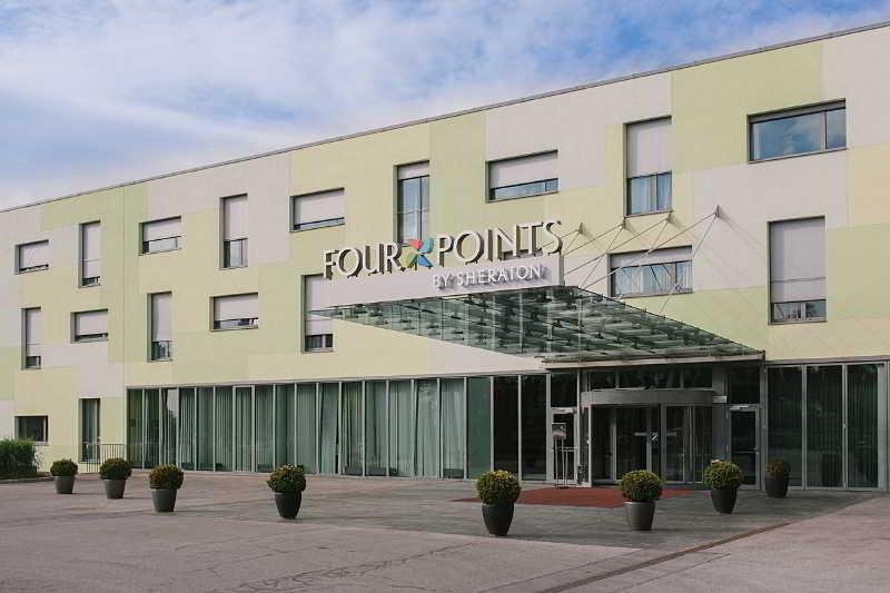 Hotel Fourpoints By Sheraton Ljubljana Mons