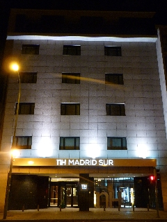 NH Madrid Sur