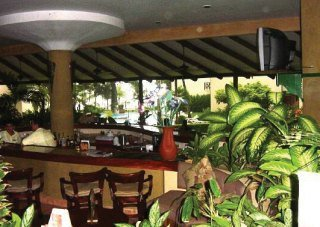 Hotel Club Del Mar:  Bar: central pacific: jaco costa rica hotels & resorts jaco