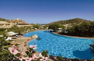 Chia Village At Chia Laguna Resort in South Sardinia, Italy