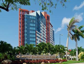 Melia Santiago de Cuba in Santiago de Cuba, Cuba