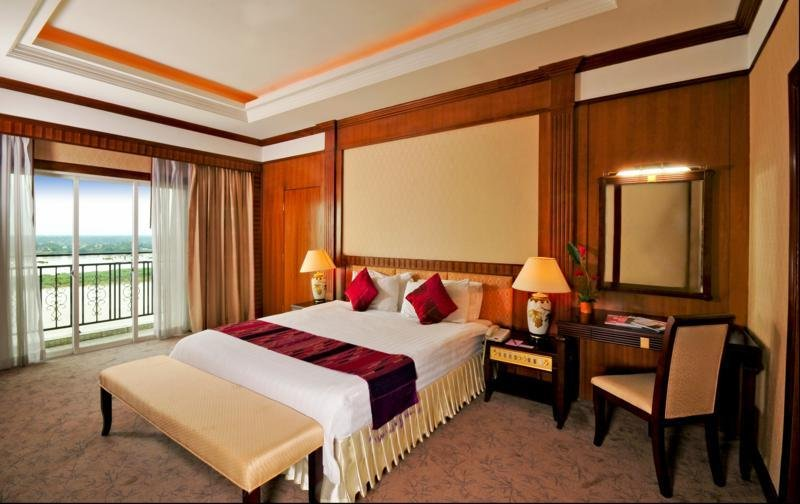 Donchan Palace Hotel Vientiane
