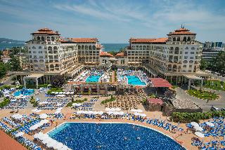 Sunny Beach Resort in Bourgas / Black Sea Resorts, Bulgaria