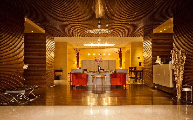 hotel rey don sancho en palencia: