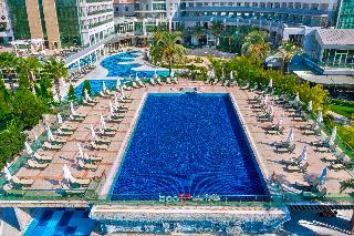 отель гостиница Sherwood Breezes Resort(Анталия)