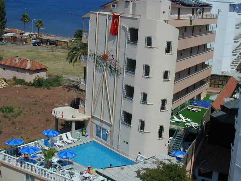 Exelsior Beach Aparthotel in Marmaris, Turkey