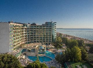 Marina Grand Beach in Varna / Black Sea Resorts, Bulgaria