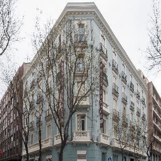 Petit Palace Art Gallery in Madrid, Spain