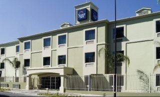 Hotel Sleep Inn Paseo Las Damas
