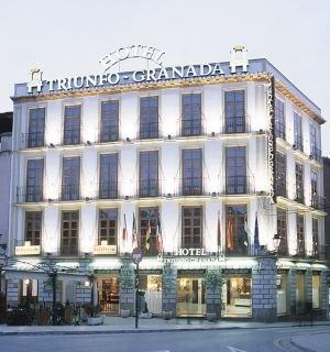 Triunfo Granada Granada, Spain Hotels & Resorts