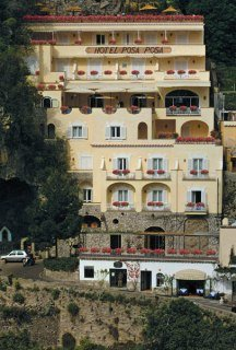 Hotel Posa Posa in Neapolitan Riviera, Italy