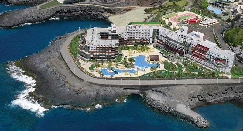 Tenerife spain stein travel for Adrian hoteles jardin de nivaria tenerife