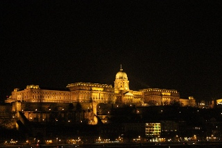 Attila Hotel in Budapest, Hungary
