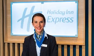 Hotel Holiday Inn Express Bristol City Centre