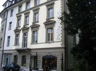 Plattenhof Hotel in Zurich, Switzerland