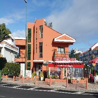 Apartamentos chinyero - Alojamiento puerto de la cruz ...