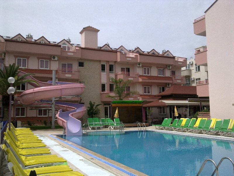 Rosy Apart in Marmaris, Turkey