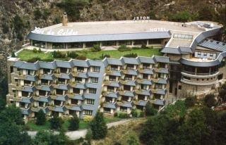 Roc de Caldes in Andorra, Andorra