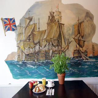 A&O Hamburg Reeperbahn - Restaurant