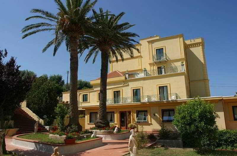 Villa Igea in Neapolitan Riviera, Italy