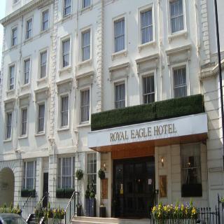 3 STERNE Hotel Royal Eagle :: in Paddington London - Grossbritannien