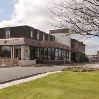 Best Western Glasgow Livingston Hilcroft Hotel