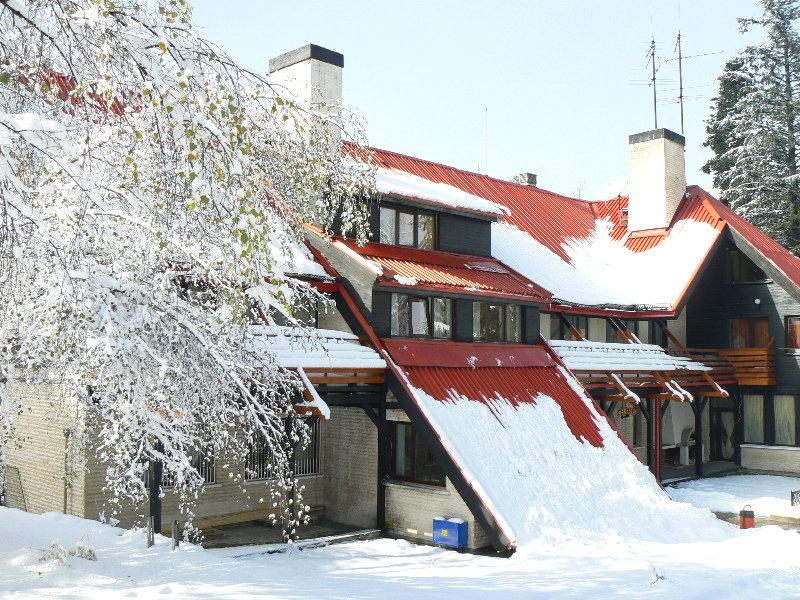 Breza in Borovets, Bulgaria