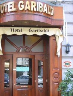 Garibaldi in Naples, Italy