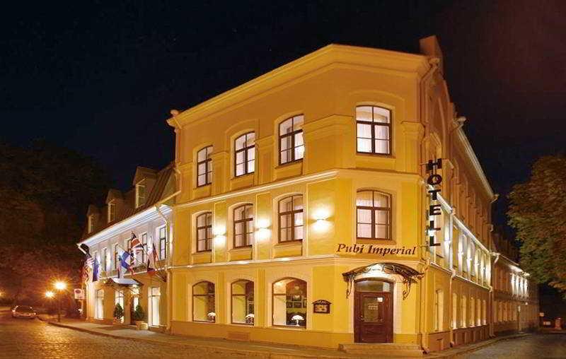 Baltic Hotel Imperial in Tallinn, Estonia