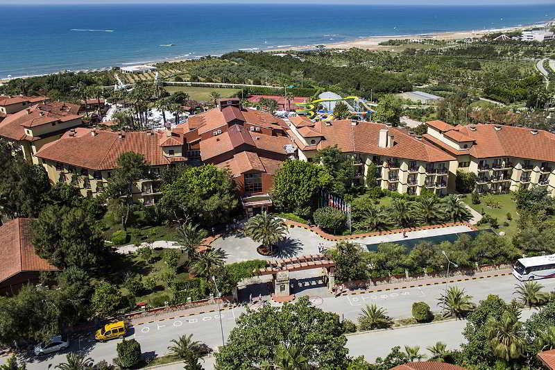 Alba Resort Hotel Colakli