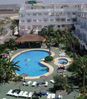 Hotel Apartamentos Mexico