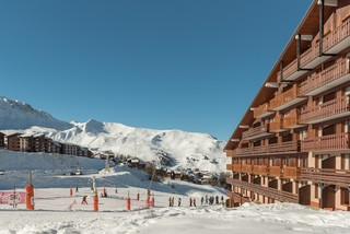 Residence Pierre et Vacances Le Mont Soleil