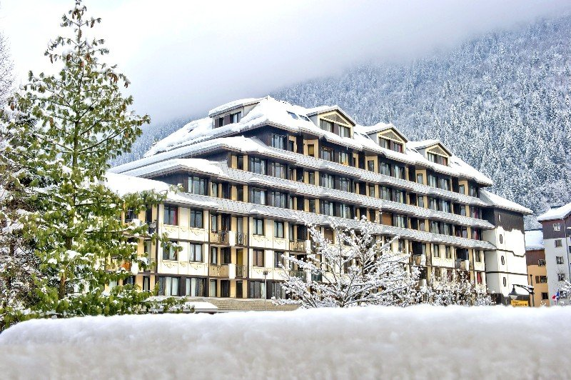 Residence Maeva Le Chamois Blanc:  General