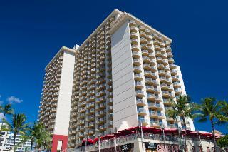 Aston Waikiki Beach Hotel Lodgings In Honolulu