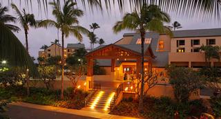 考艾島椰子海灘萬怡酒店