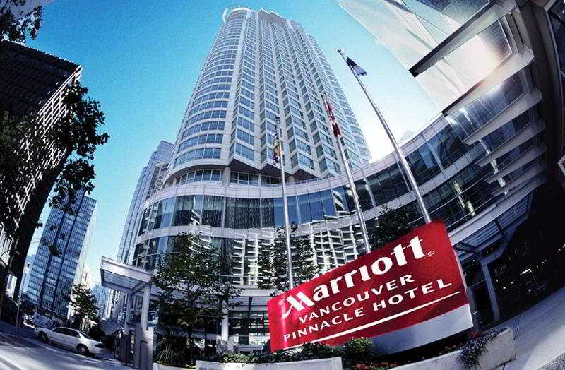 Hotel Vancouver Marriott Pinnacle Downtown