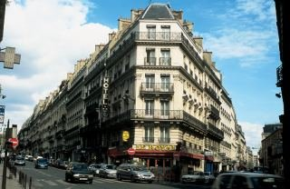 Plaza Opera in Paris, France