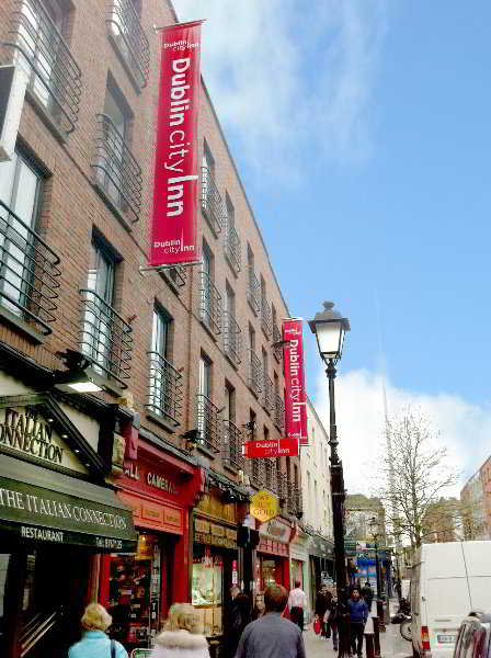 Hôtel Dublin - Irlande