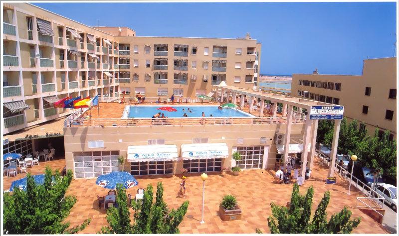 Aguas Salinas - Hoteles en San Pedro del Pinatar