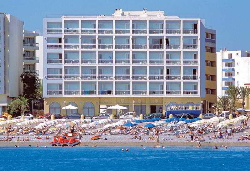 Ibiscus Hotel in Rhodes, Greece