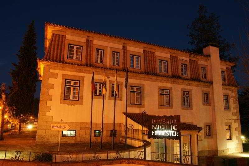 Pousada de Alijo - Barao de Forrester in Porto, Portugal